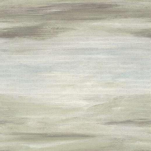 Oliva, világoskék festett hatású modern tapéta