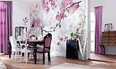 Orchidea fali poszter