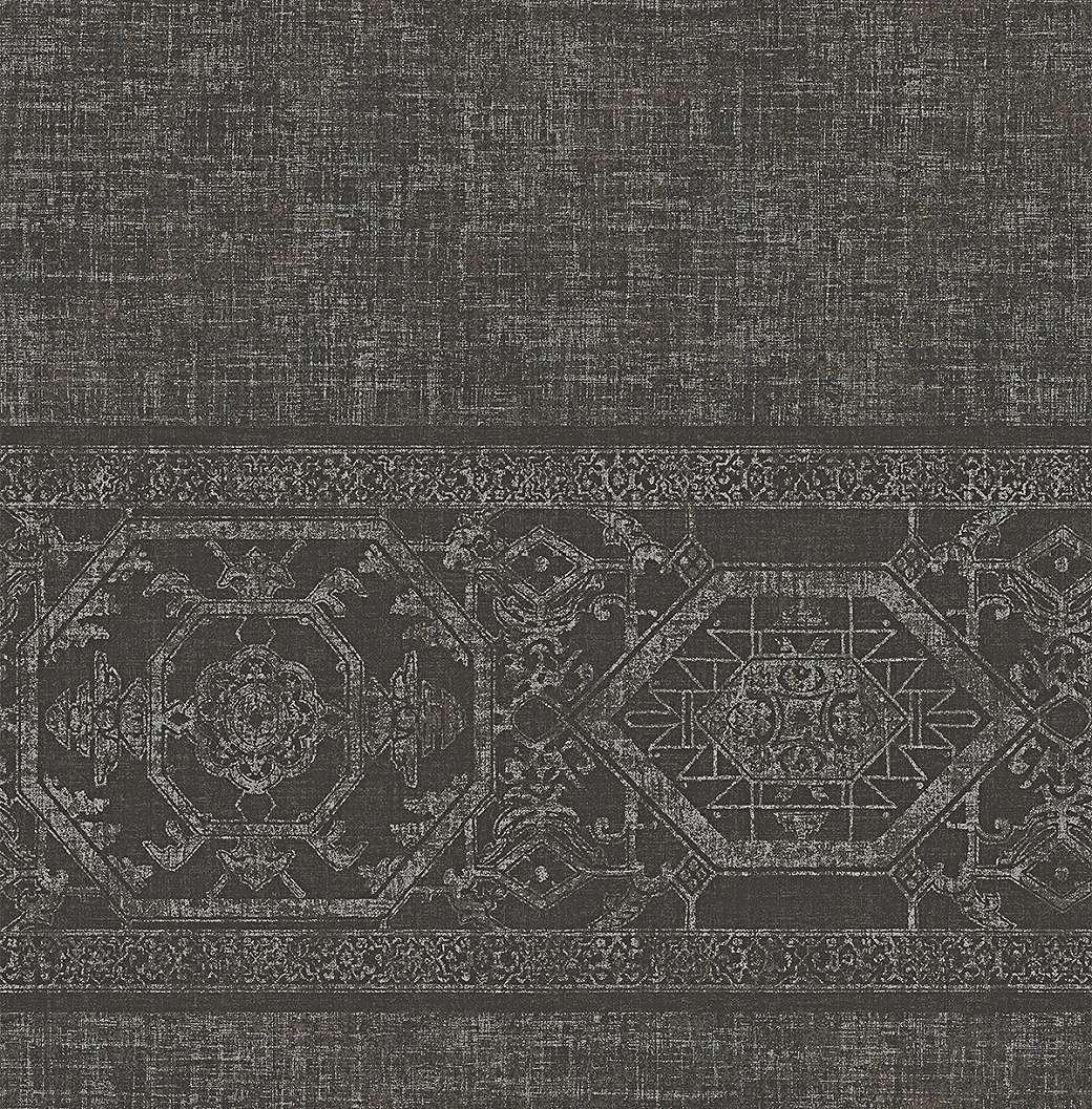 Orientális csíkos mintás luxus tapéta