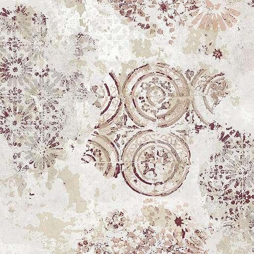 Orientális mintás exkluzív vinyl tapéta