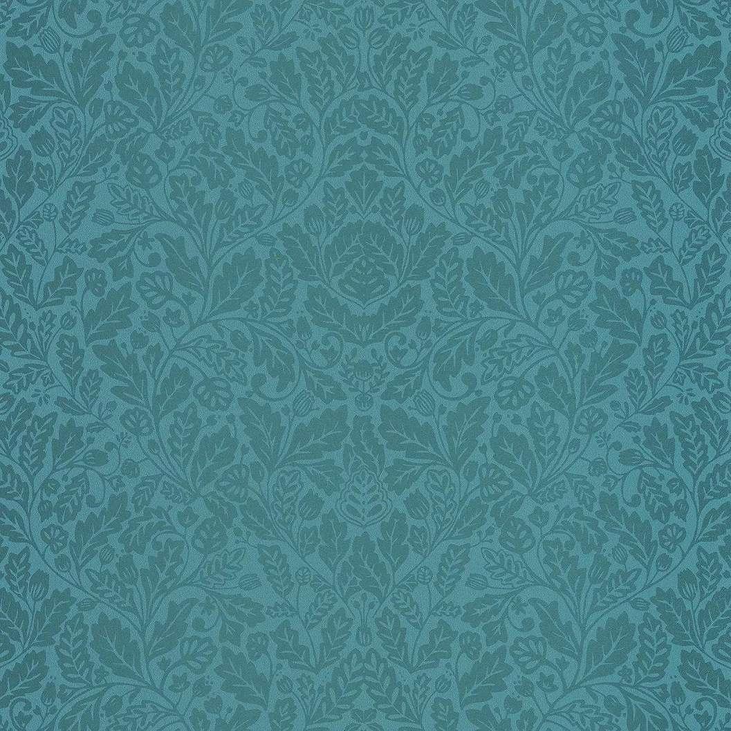 Orientális stílusú virágmintás vlies tapéta