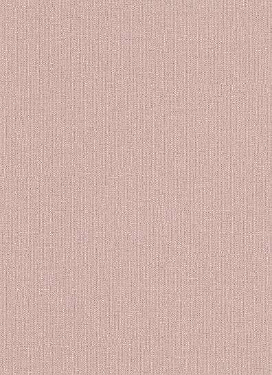 Pasztell rózsaszín textil szőtt hatású vlies tapéta