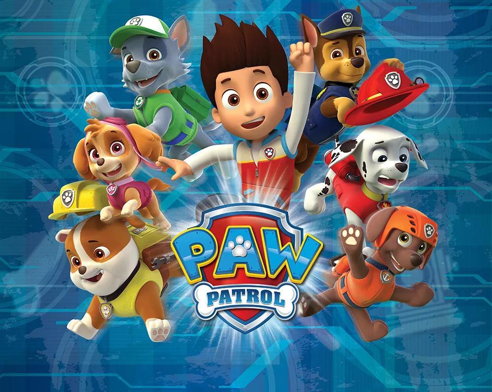Paw Patrol - Mancs őrjárat fali poszter