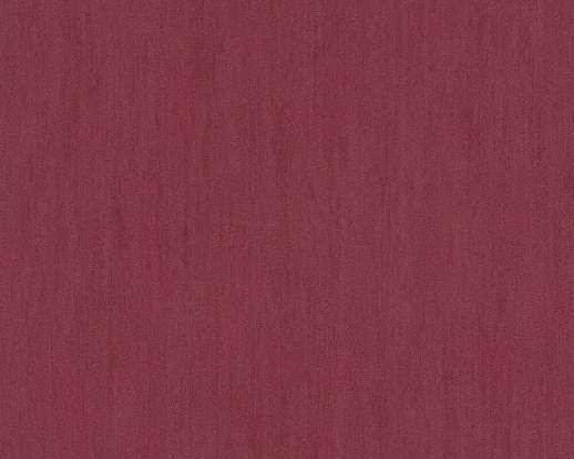 Piros egyszínű vlies tapéta struktúrált foltos hatással