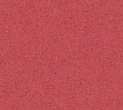 Piros vlies-vinyl uni tapéta