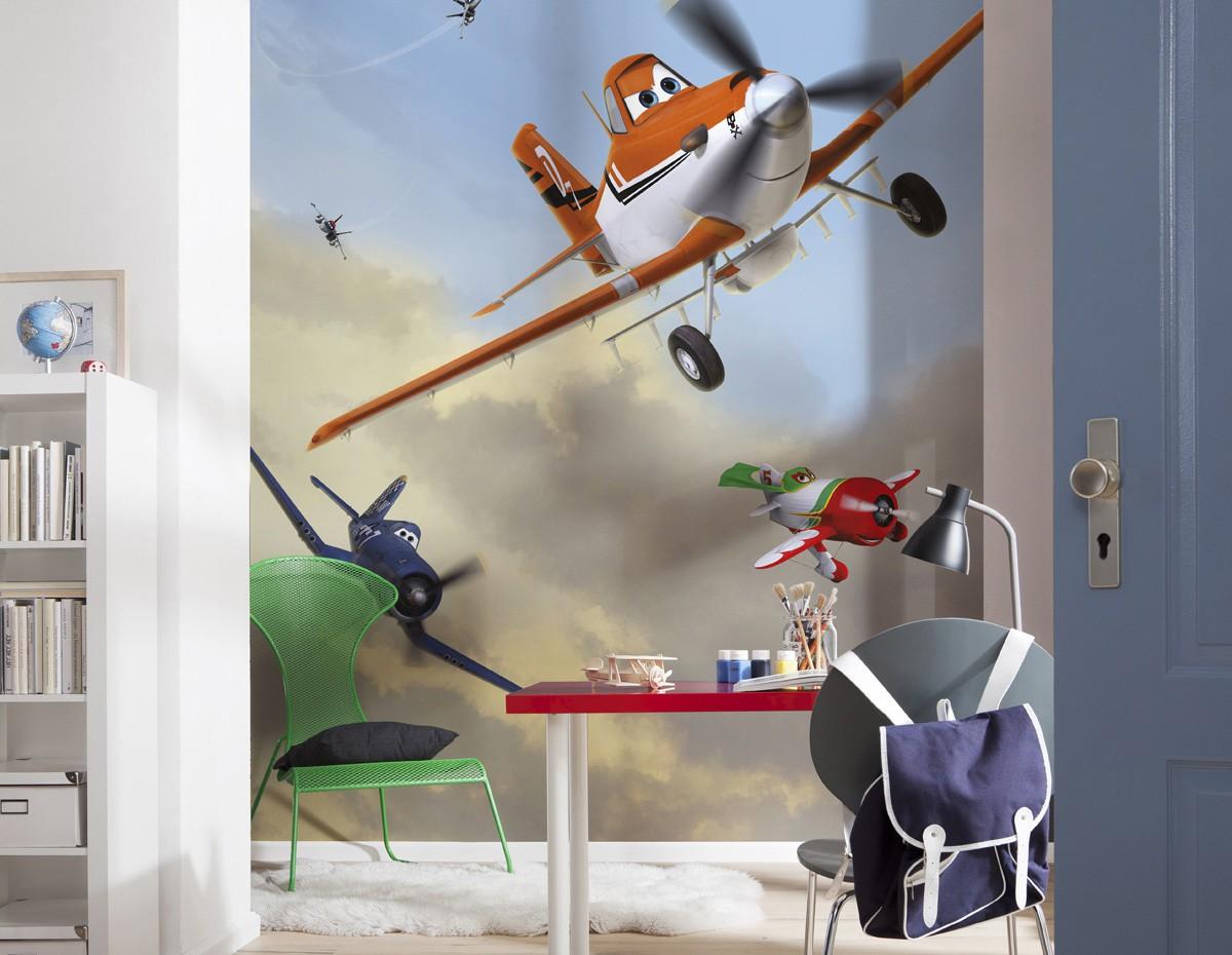 Repcsik fali poszter gyerekszobába