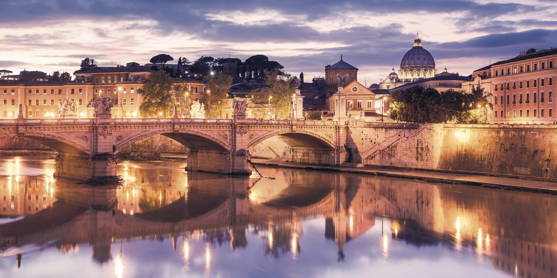 51197b86f9 Romantikus Róma fali poszter - Tapéta webáruház