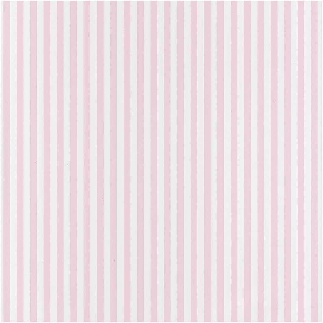 Rózsaszín csíkos tapéta