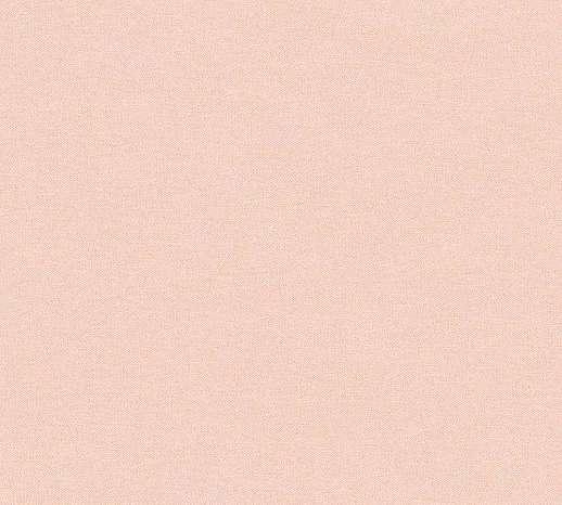 Rózsaszín egyszínű vlies tapéta finoman textil szőtt hatású mintával