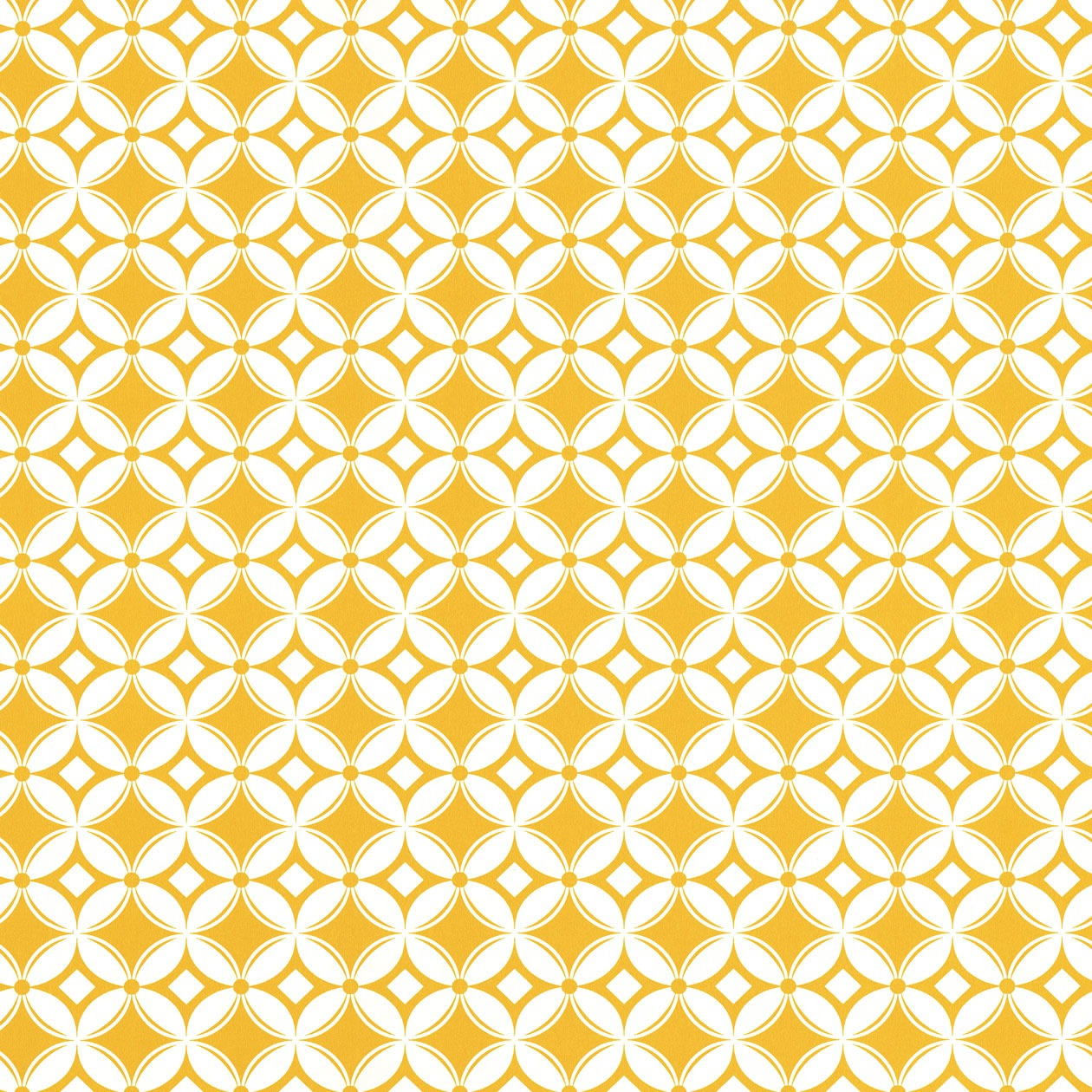 Sárga keleties stílusú tapéta