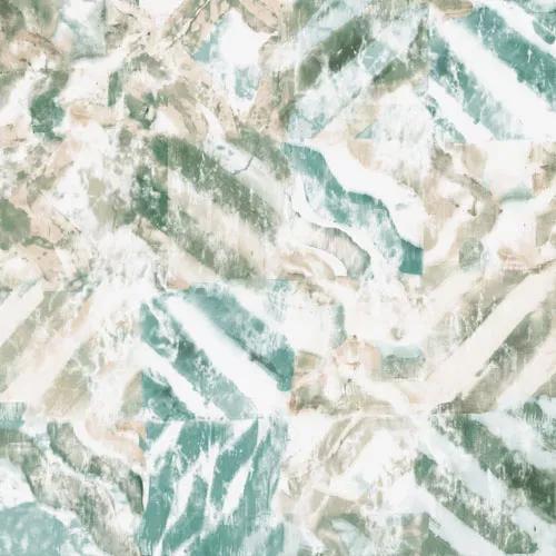 Sokszínű absztrakt akvarell festett hatású design tapéta