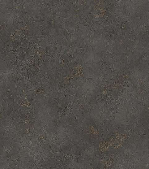 Sötétbarna antik vakolat hatású loft hangulatú vlies tapéta