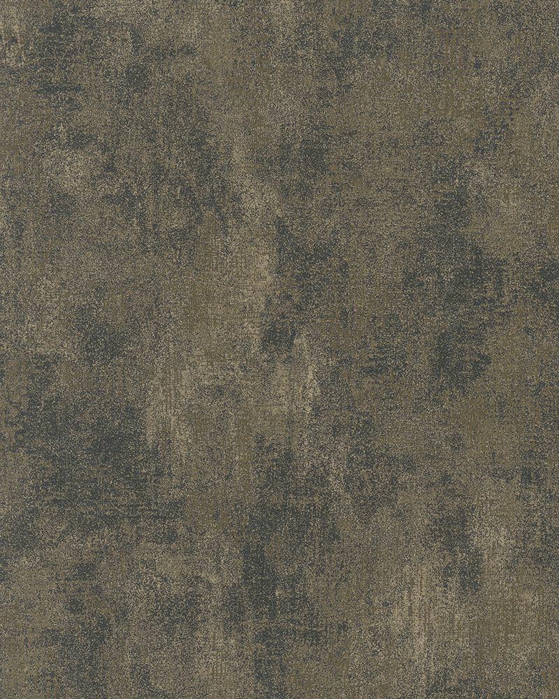 Sötétszürke-arany színű foltos tapéta