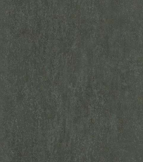 Sötétzöld antik hatású koptatott felületű dekor vlies tapéta