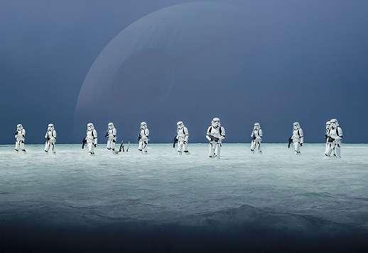 Star Wars Birodalmi rohamosztagosok fali poszter