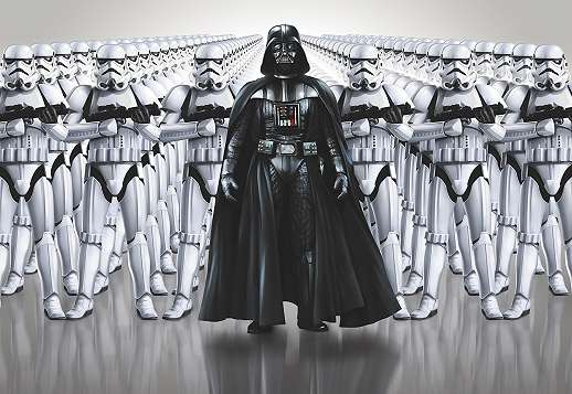 Star Wars Darth Vader fali poszter