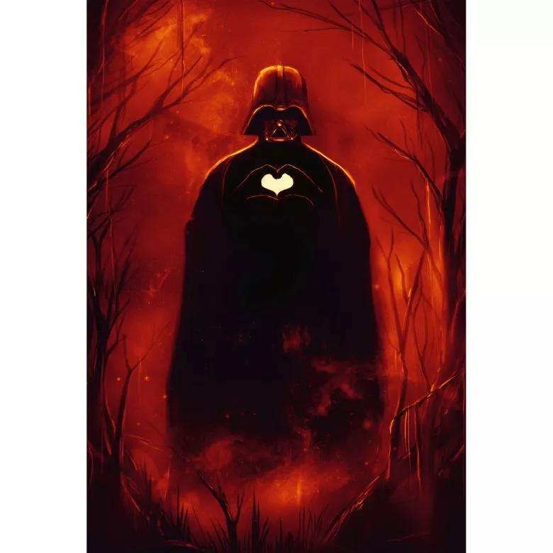 Star Wars Darth Vader mintás fali poszter