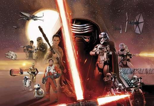 Star Wars gyerek szoba poszter