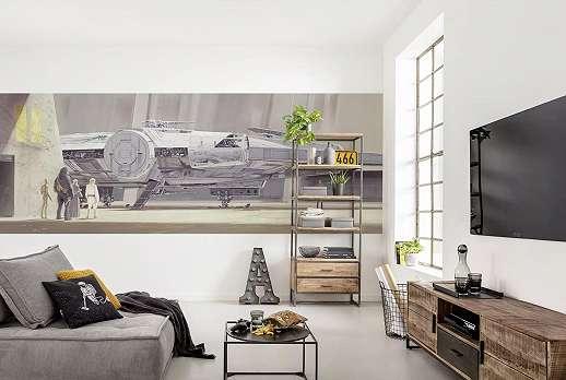 Star Wars Millenium Falcon fali poszter