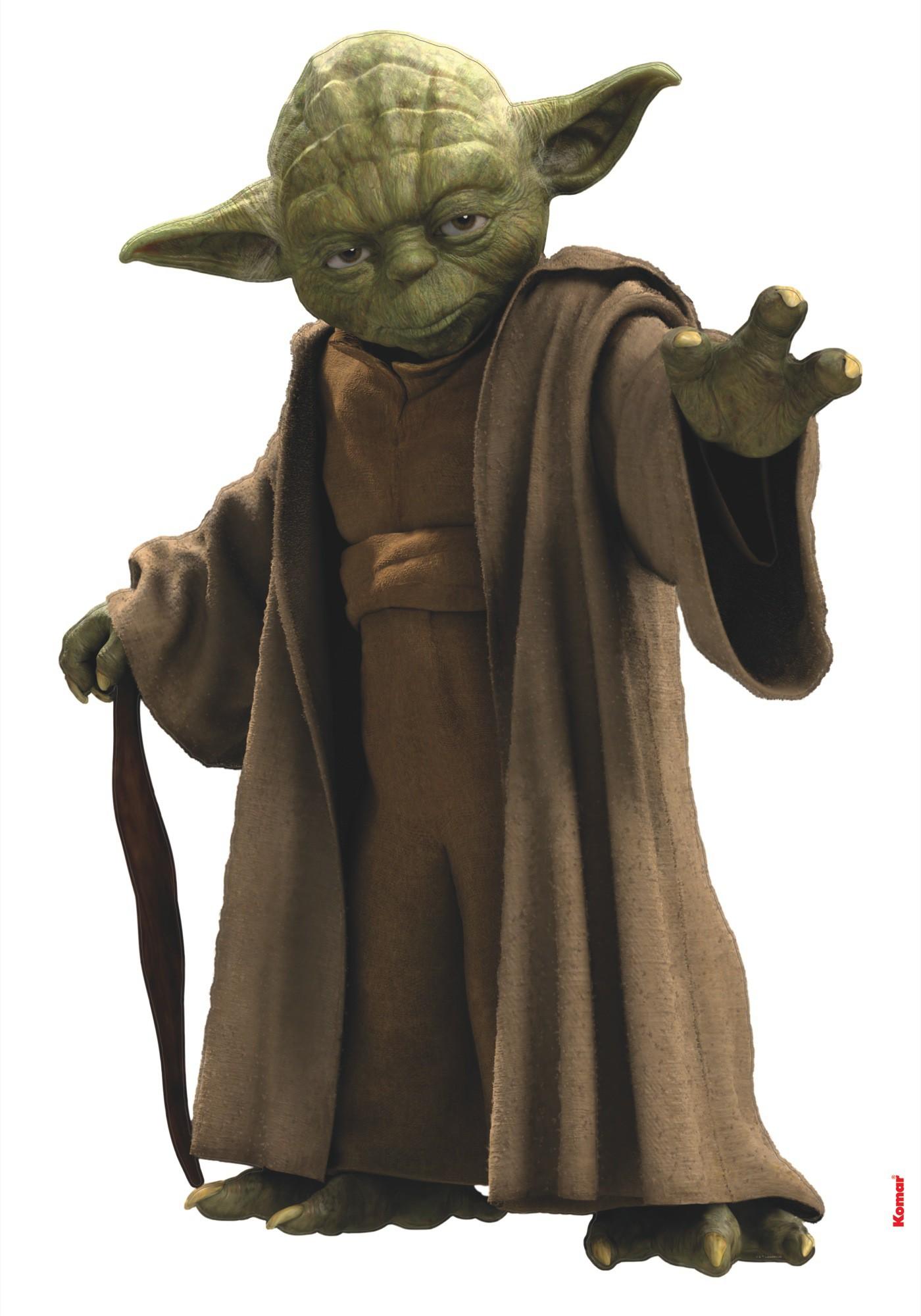 Star Wars Yoda falmatrica