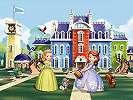 Szófia hercegnő mese fali poszter