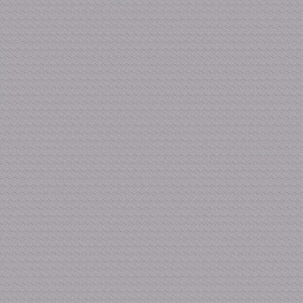 Szürke apró geometrikus mintás struktúrált felületű vlies tapéta