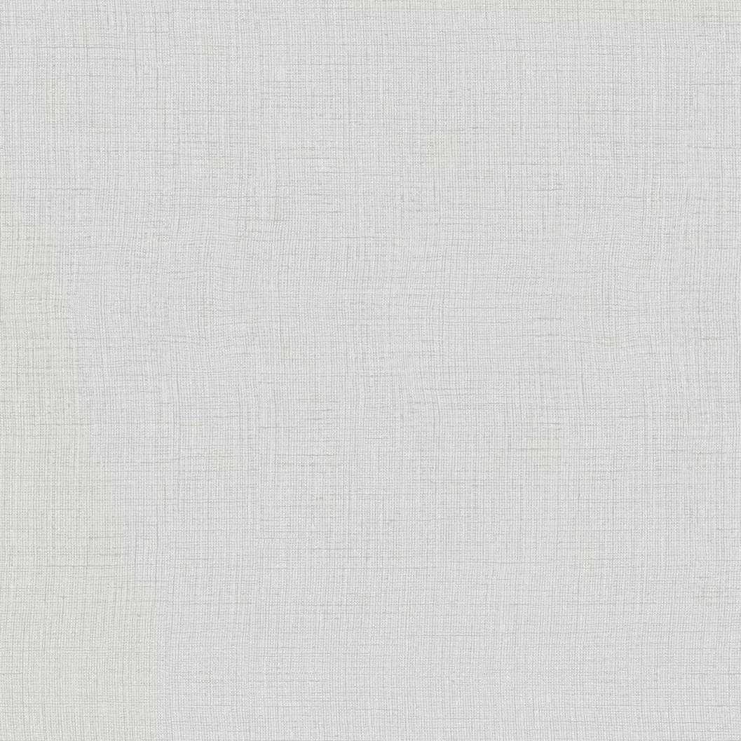 Szürke egyszínű gézhatású vlies tapéta