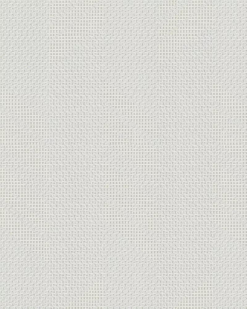 Szürke-ezüst modern dekor tapéta apró geometrikus mintázattal