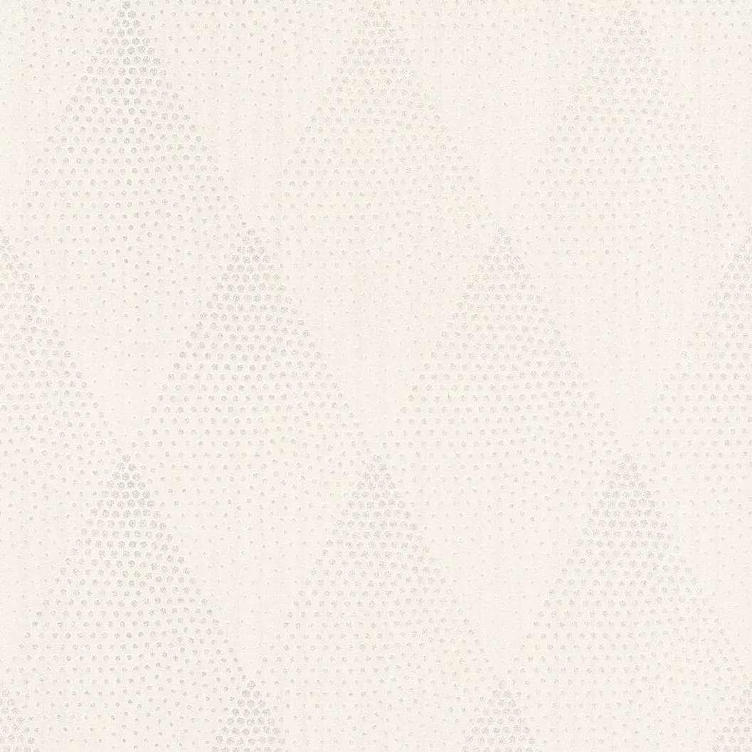 Szürke ezüst rombusz mintás modern vinyl tapéta