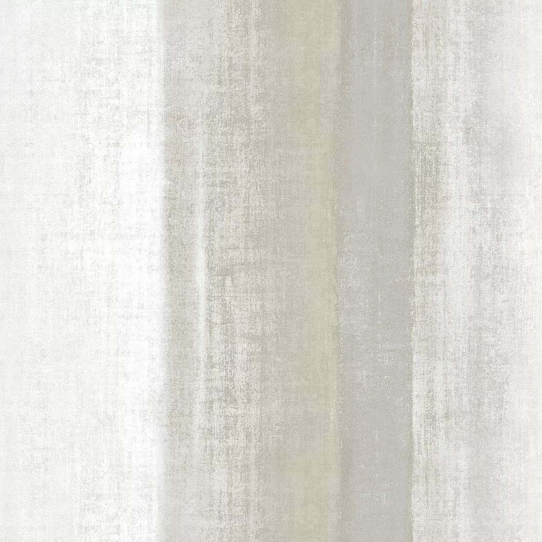 Szürke-fehér csíkos mintás modern dekor tapéta
