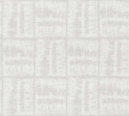Szürke, fehér modern geometrikus mintás vlies tapéta