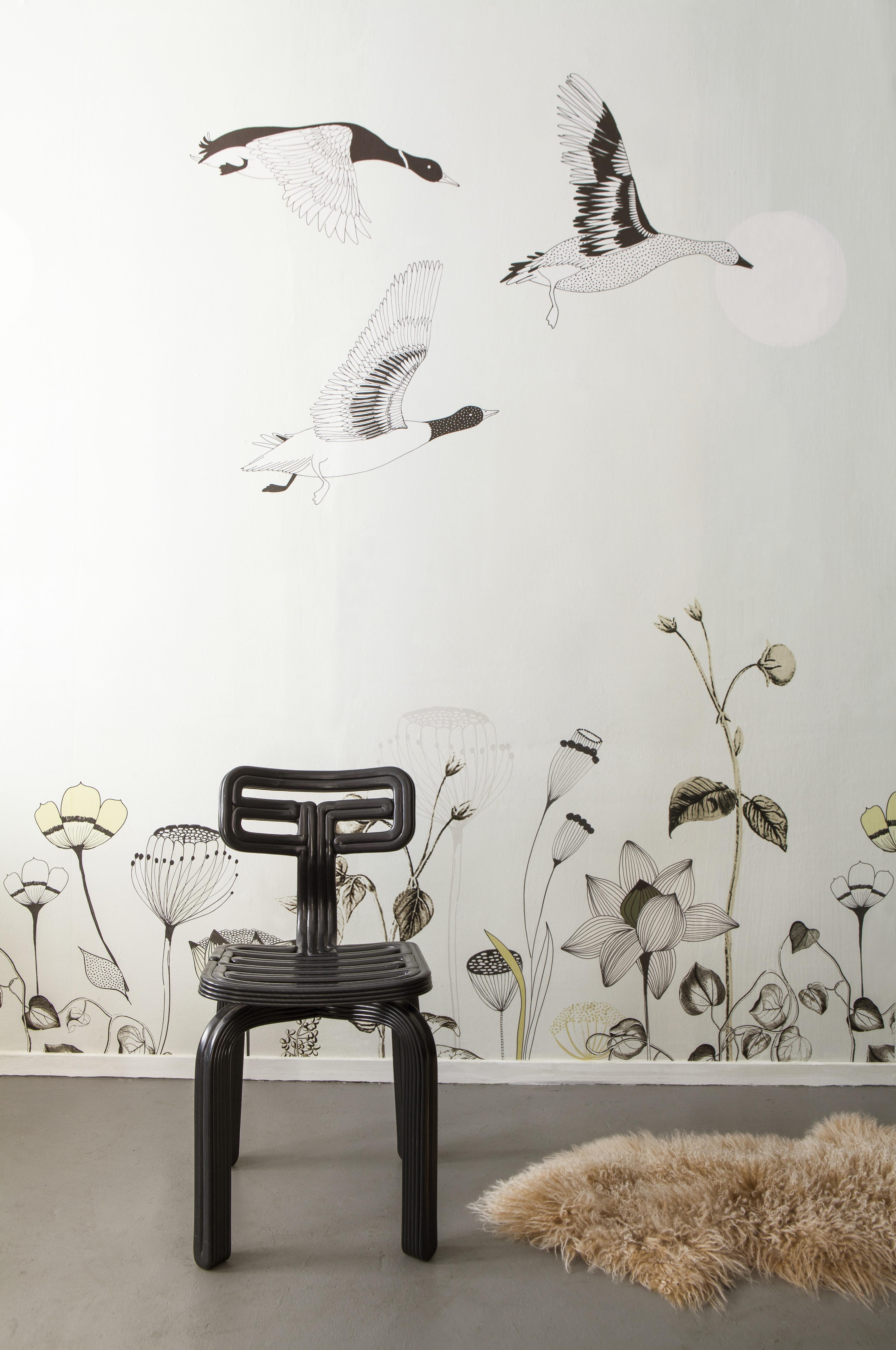 Szürke, krém skandináv stílusú fali poszter