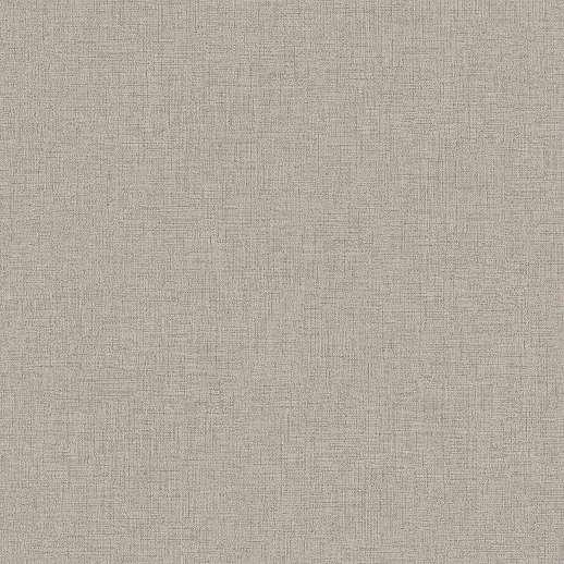 Szürke szövet hatású vlies vinyl mosható felületű egyszínű tapéta