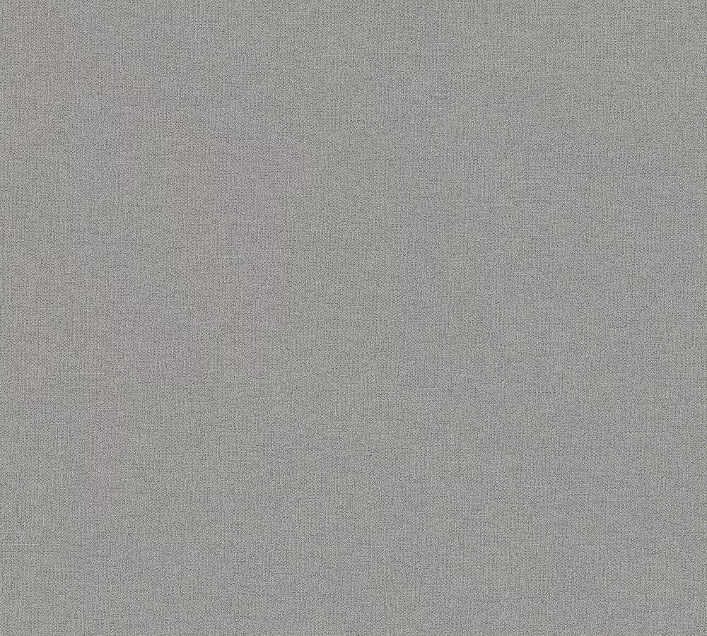 Szürke tapéta textil hatású felülettel