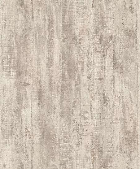 Tapéta fahatású deszka mintás bézs-barna színben