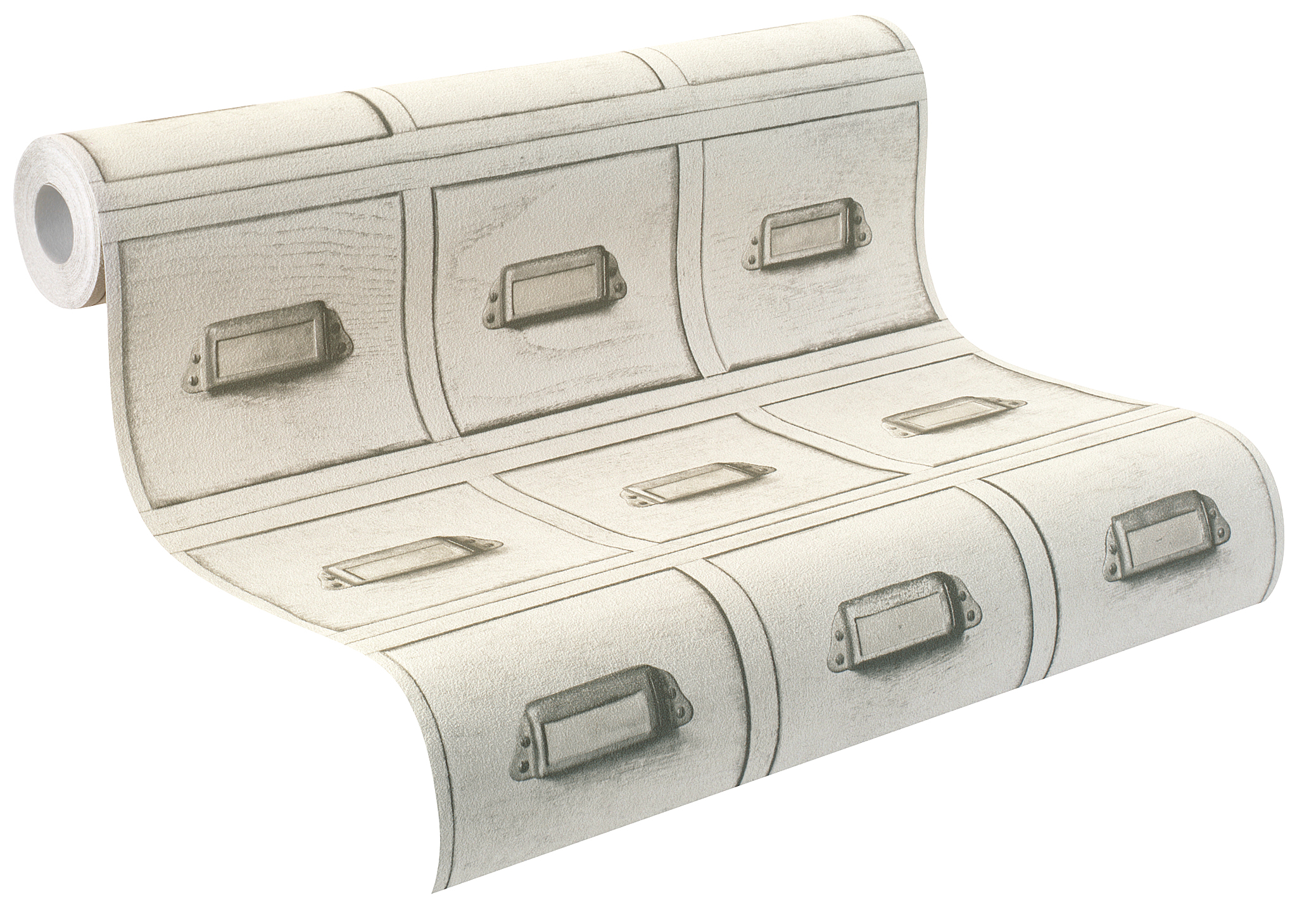 Tapéta gyógyszeres szekrény mintával