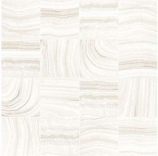 Tapéta márvány hatású csempe mintás bézs színben