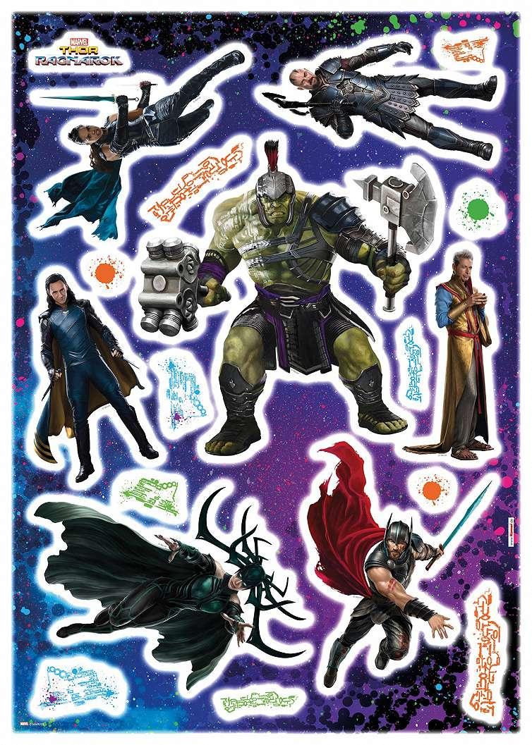 Thor Avengers falmatrica