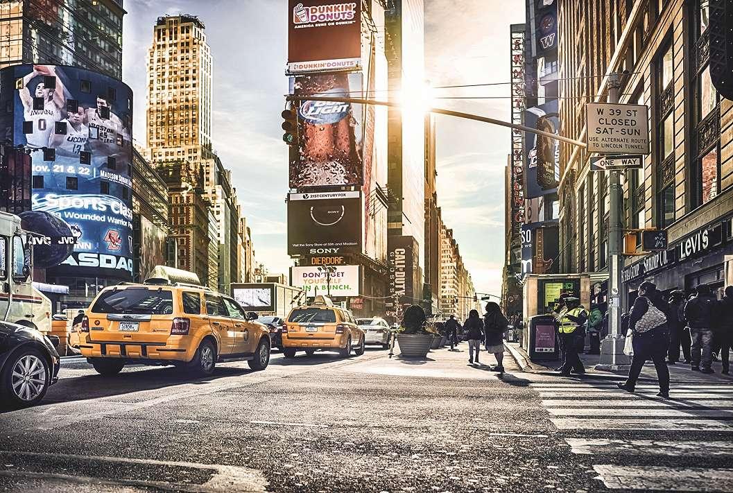 Times Square fali poszter