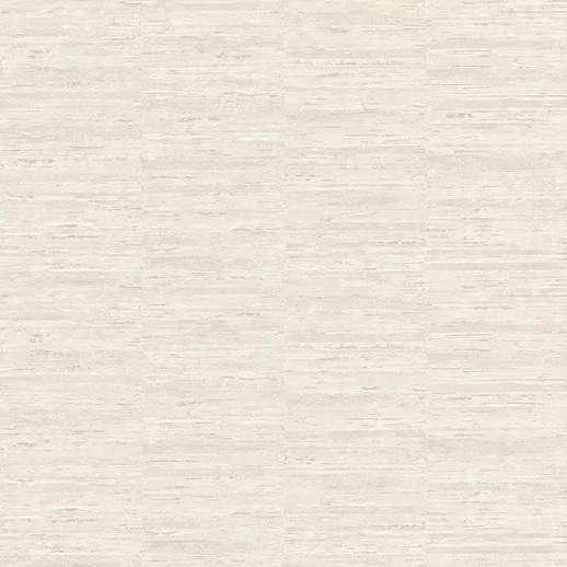 Törtfehér gyöngyház fényű csíkos mintás vlies tapéta