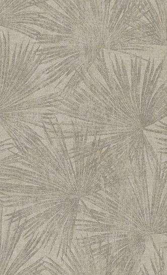 Trópusi, pálmalevél mintás elegán tapéta
