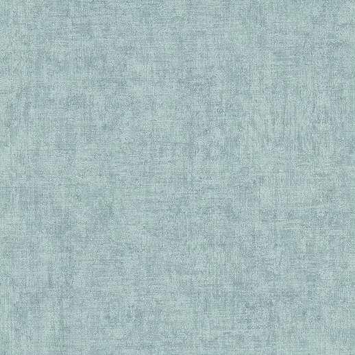 Türkiz koptatott hatású uni vlies vinyl tapéta