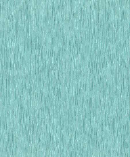 Türkiz struktúrált felületű csíkos mintás vlies tapéta