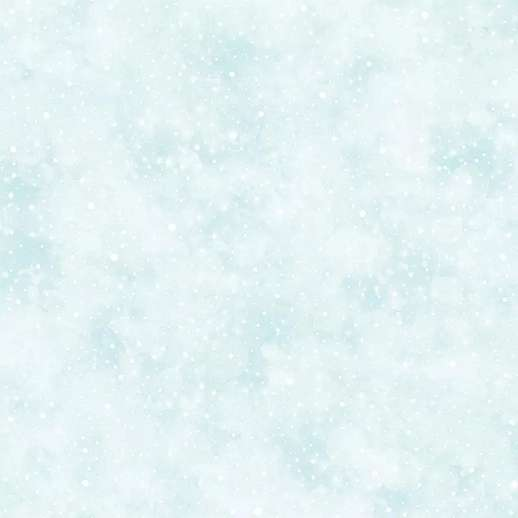 Türkiz tapéta gyerekszobába irizált mintával