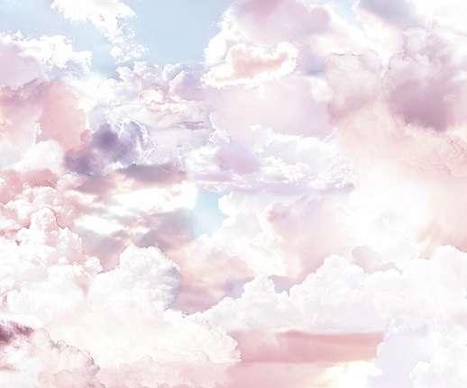 Varázslatos felhő mintás fali poszter