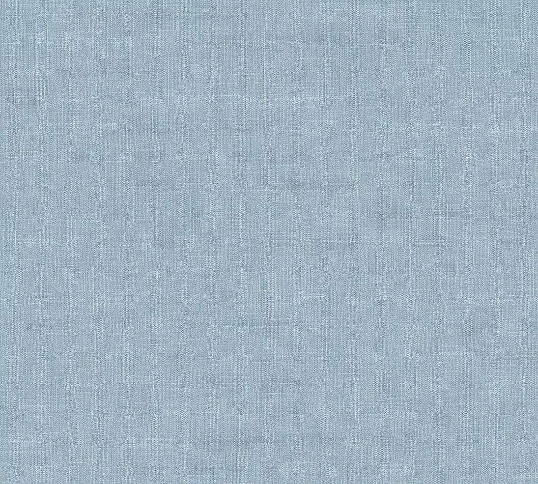Világoskék textil hatású vlies tapéta