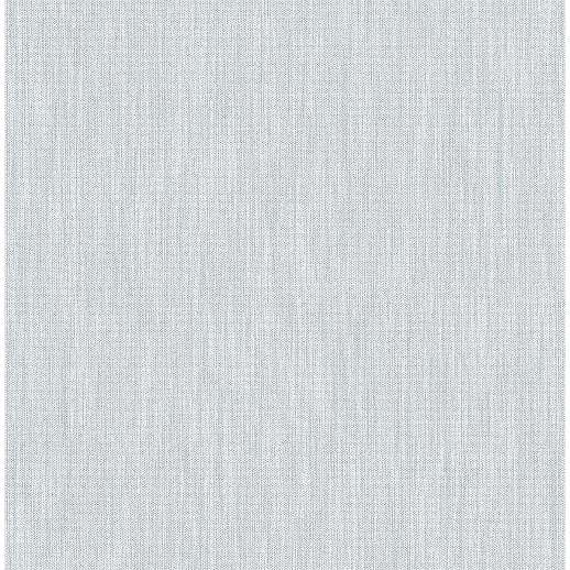 Világoskék textil szőtt hatású vlies egyszínű tapéta