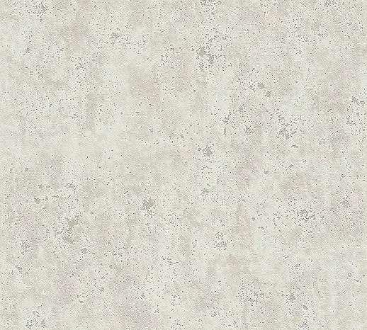 Világosszürke betonhatású tapéta