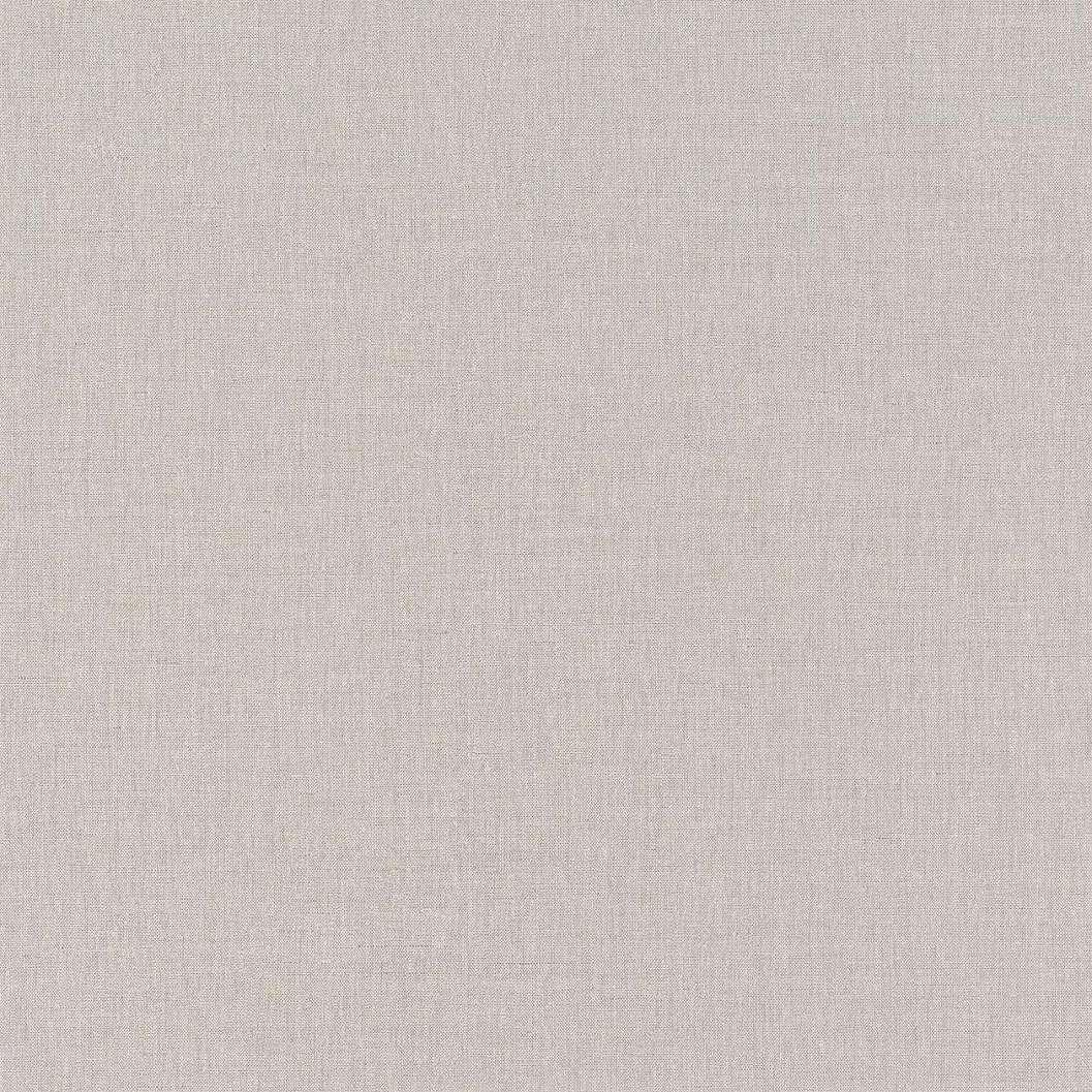 Világosszürke textil szőtt hatású vlies dekor tapéta