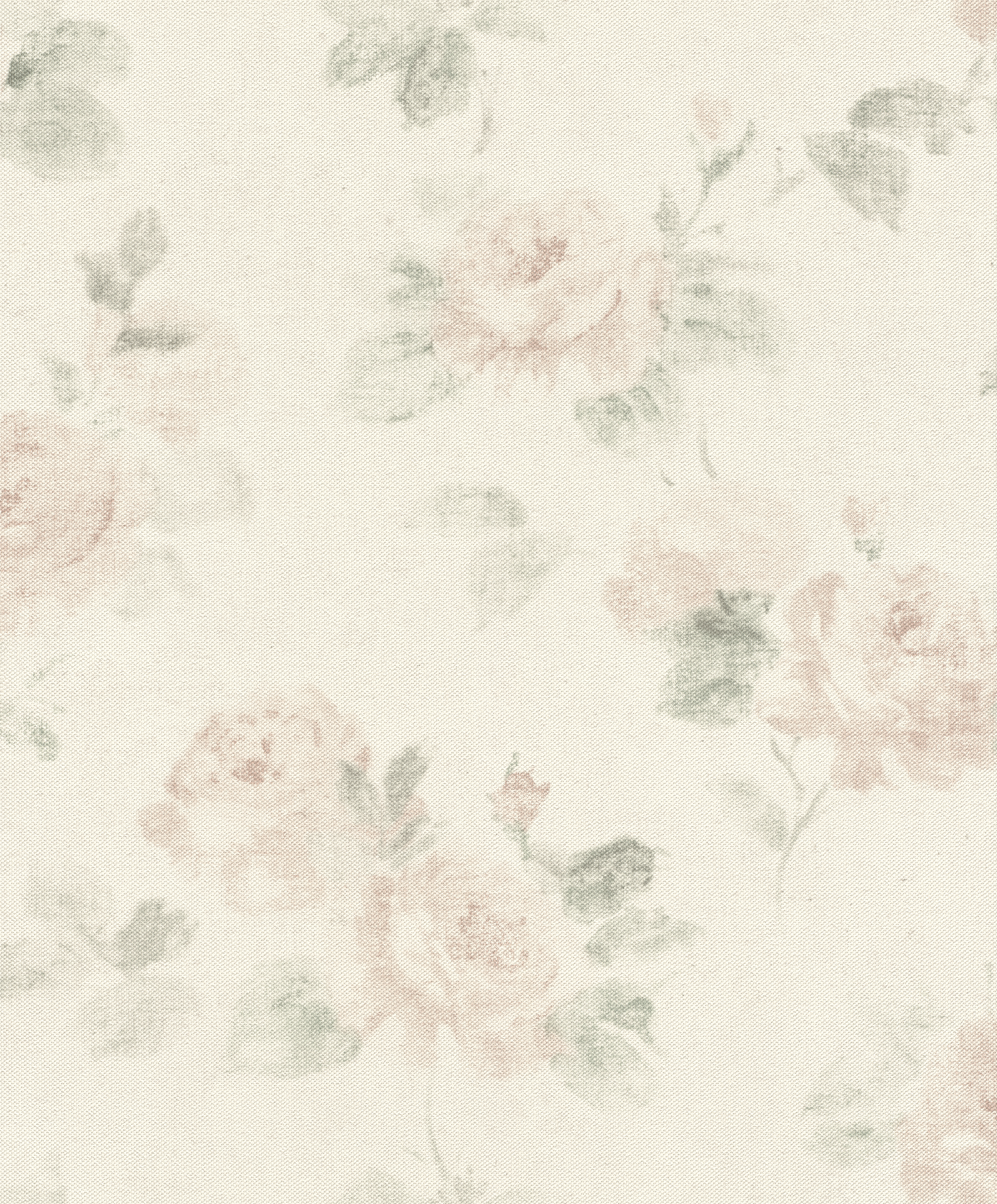 Vintage rózsa mintás tapéta